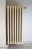 Old radiator Stock Photography