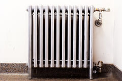 Old radiator stock images