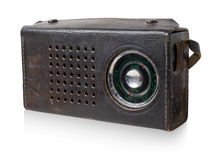 Old radio. Stock Photography