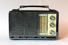 Old Radio Royalty Free Stock Image