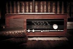 Old Radio Royalty Free Stock Photography