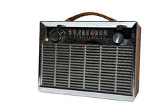 Old Radio Stock Photo
