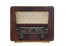 Old radio_9 Royalty Free Stock Photo