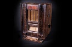 An old radio. Stock Photo