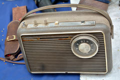 Old radio classic Stock Photography