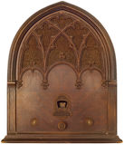Old radio cutout Royalty Free Stock Photos