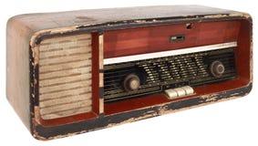 Old Radio Cutout Stock Photos