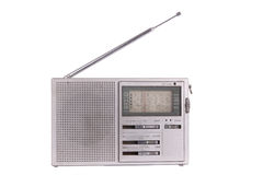 Old radio receiver Royalty Free Stock Photography