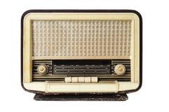 Old radio receptor Royalty Free Stock Photo