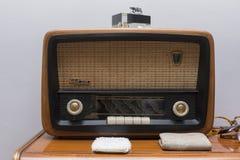 Old radio Stock Photo