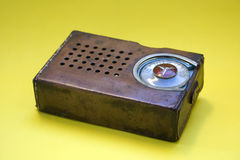 Old radio spica Stock Photo
