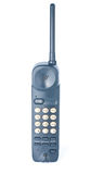 Old radio telephone Royalty Free Stock Images