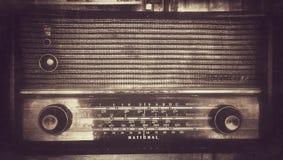 Old radio transistor Stock Photos