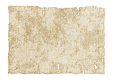 Old ragged canvas.vector illustration Stock Images
