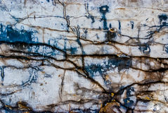 Old ragged plaster Royalty Free Stock Photos