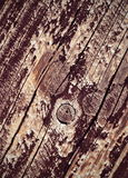Old ragged wood coatings Stock Photos