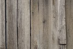 Old ragged wooden fence background Royalty Free Stock Image