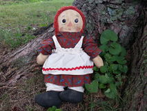 Old Raggedy Ann Vintage Stock Photo
