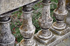 Old railing Royalty Free Stock Photography