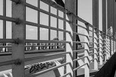 Old Railing Royalty Free Stock Images
