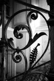 Old railing Stock Image