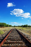 Old railroad Royalty Free Stock Photos
