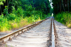Old railroad Royalty Free Stock Photo