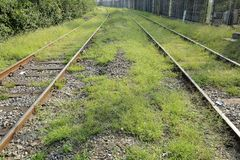 Old railroad Royalty Free Stock Photos