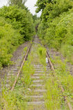 Old Railroad Track Stock Images