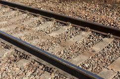 Old railroad. Royalty Free Stock Image