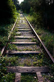 Old Railway Royalty Free Stock Photography