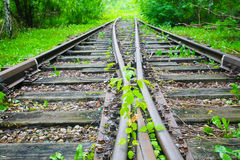 Free Old Railway Royalty Free Stock Images - 25756499