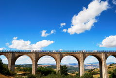 Free Old Railway Bridge Stock Photography - 15888802