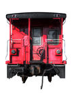 Old Railway Caboose Train Car Royalty Free Stock Photo
