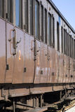 Old railway carriage Royalty Free Stock Image