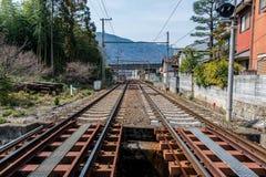 Old Railway Royalty Free Stock Image