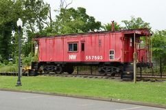 Old Railway Rolling stock @ Suffolk Stock Images
