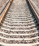 Old railway track Stock Photography
