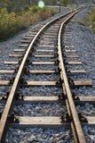 Old railway Royalty Free Stock Photos