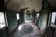 Old railway wagon Royalty Free Stock Photography