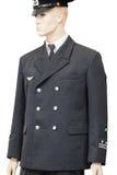 Old railway worker uniforms Stock Image