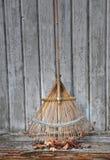 Old rake Royalty Free Stock Image