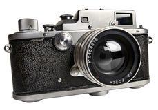The old  range finder camera Royalty Free Stock Image