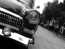 Old rare car Royalty Free Stock Photography