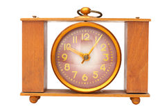 Old rarity alarm clock Royalty Free Stock Photography