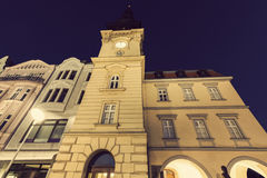 Old Rathaus in Ostrava Royalty Free Stock Photo