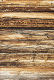 Old raw wooden background. Royalty Free Stock Image