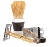 Old razor Royalty Free Stock Images
