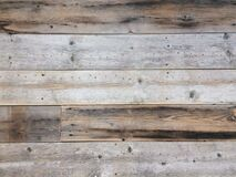 Free Old Reclaimed Wood Paneling Texture Royalty Free Stock Photos - 176842838