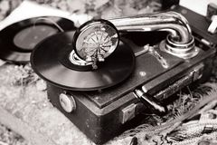 Free Old Record Player Stock Photo - 19542830